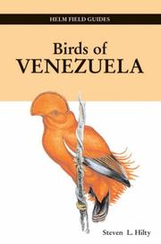 Cover of: Birds of Venezuela (Helm Field Guides)