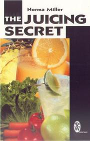 Cover of: The Juicing Secret