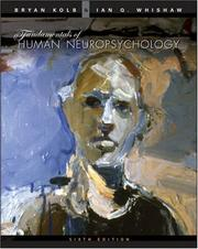 Cover of: Fundamentals of Human Neuropsychology | Brian Kolb