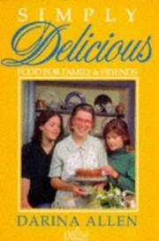 Cover of: Simply Delicious Family Food (Simply Delicious Series)