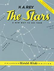 Cover of: The Stars | H. A. Rey