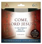 Cover of: Come, Lord Jesus! |