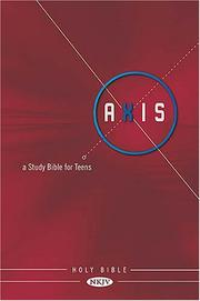 Cover of: Axis | Thomas Nelson Publishers