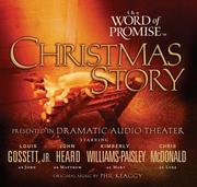 Cover of: The Word of Promise Christmas Story | Thomas Nelson