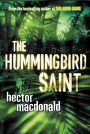 Cover of: The Hummingbird Saint