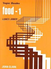 Cover of: Food-1