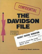 Cover of: Davidson File, the P (Chichester Project)