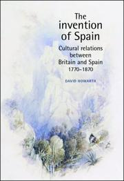 Cover of: The Invention of Spain