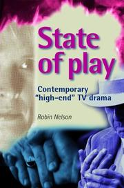 Cover of: State of Play