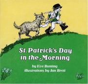 Cover of: St. Patrick's Day in the Morning