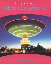Cover of: Further Advanced Physics