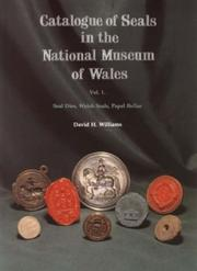 Cover of: Catalogue of Seals in the National Museum of Wales