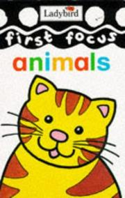 Cover of: Animals (Baby's First Board Books)