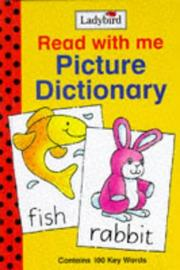Cover of: Picture Dictionary (Read with Me: Key Words Reading Scheme)
