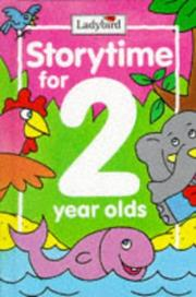 Cover of: Storytime for Two Year Olds (Storytime)