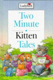 Cover of: Two Minute Kitten Tales (Two Minute Tales)