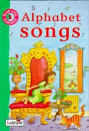 Cover of: Alphabet Songs