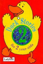 Cover of: Duck Stories for 2 Year Olds (Animal Funtime)
