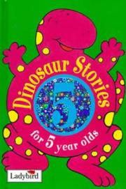 Cover of: Dinosaur Stories for 5 Year Olds (Animal Funtime)
