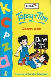 Topsy & Tim learn abc