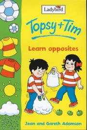 Topsy & Tim learn opposites