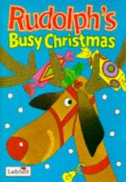 Cover of: Rudolph's Busy Christmas