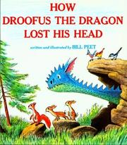 Cover of: How Droofus the Dragon Lost His Head