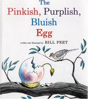 Cover of: The Pinkish, Purplish, Bluish Egg