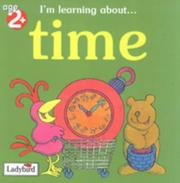 Cover of: Time (I'm Learning About...)