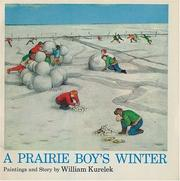 Cover of: A prairie boy's winter