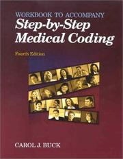 Step-By-Step Medical Coding by Carol J. Buck