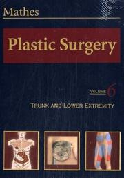 Cover of: Plastic Surgery Trunk (Plastic Surgery) | Joseph G. McCarthy