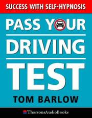 Cover of: Pass Your Driving Test