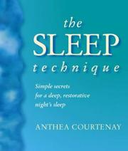 Cover of: The Sleep Technique | Anthea Courtenay