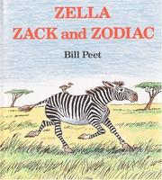 Cover of: Zella, Zack and Zodiac
