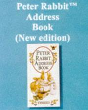 Cover of: The Peter Rabbit Address Book (Beatrix Potter) |