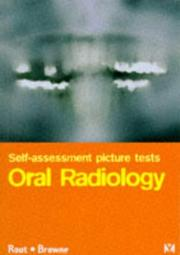 Cover of: Oral Radiology (Self Assessment Picture Tests) | P. G. John Rout