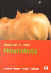 Cover of: Neurology - Diagnosis in Colour | Malcolm Parsons