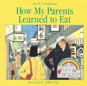 Cover of: How My Parents Learned to Eat