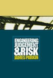 Cover of: Engineering Judgement and Risk