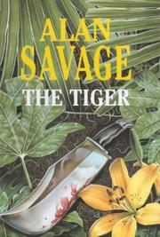 Cover of: The Tiger | Alan Savage