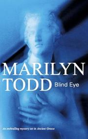 Cover of: Blind Eye (High Priestess Iliona Mysteries)