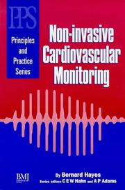 Cover of: Non-invasive cardiovascular monitoring