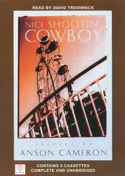 Cover of: Nice Shootin' Cowboy