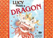 Lucy Meets a Dragon