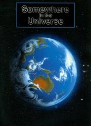 Cover of: Somewhere in the Universe (Literacy Tree: What a World)