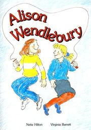 Cover of: Alison Wendlebury | Nette Hilton