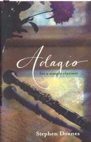 Cover of: Adagio For a Simple Clarinet