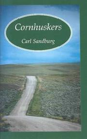 Cover of: Cornhuskers | Carl Sandburg