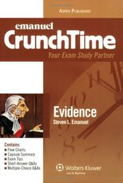Cover of: Crunch Time